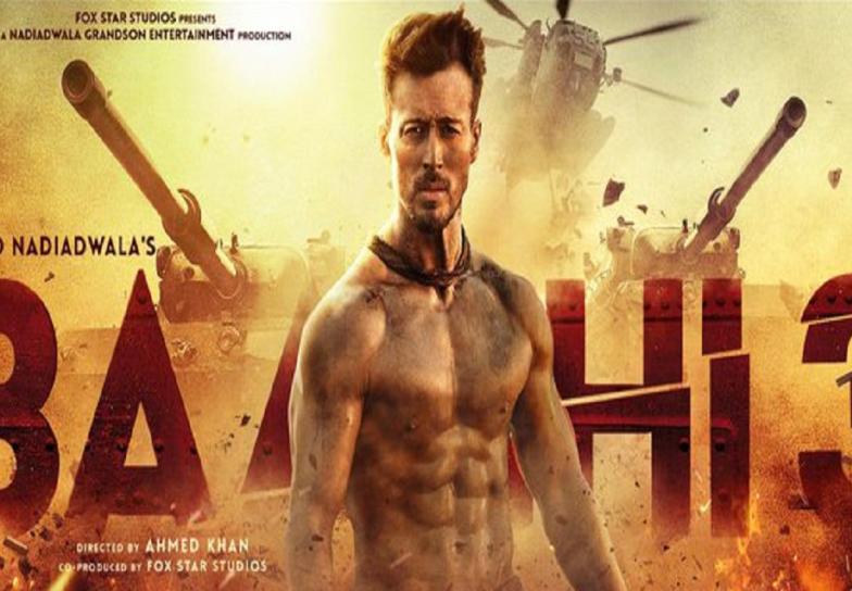 Baaghi 3 2020 Tiger Shroff New Movie Watch Online Tamilrockers Leak Download Movies Tiger Shroff Hindi Movies