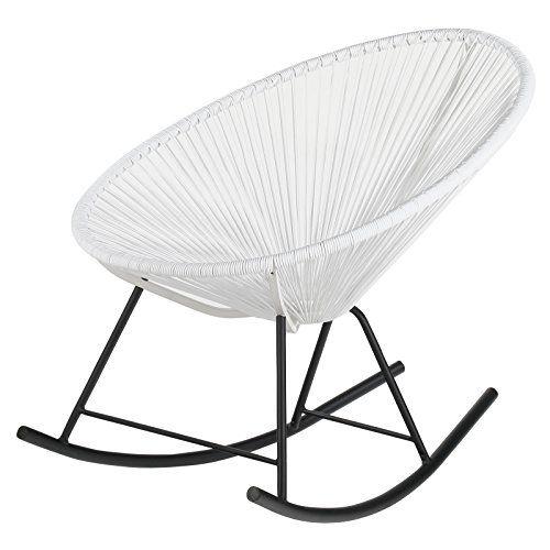 Acapulco Rocking Chair Pure White Joseph Allen Https