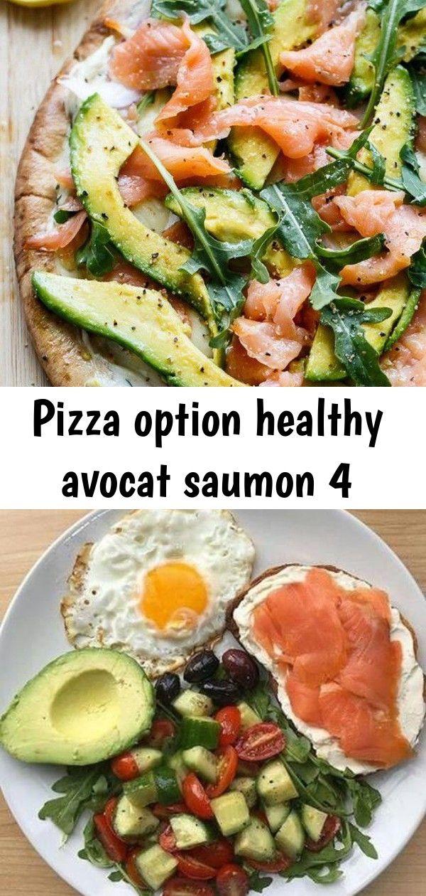 Pizza option healthy avocat saumon 4 Pizza option healthy avocat saumon Breakfast ideas healthy mornings cheese 45 ideas Recette du crumble de courgettes au fromage de ch...