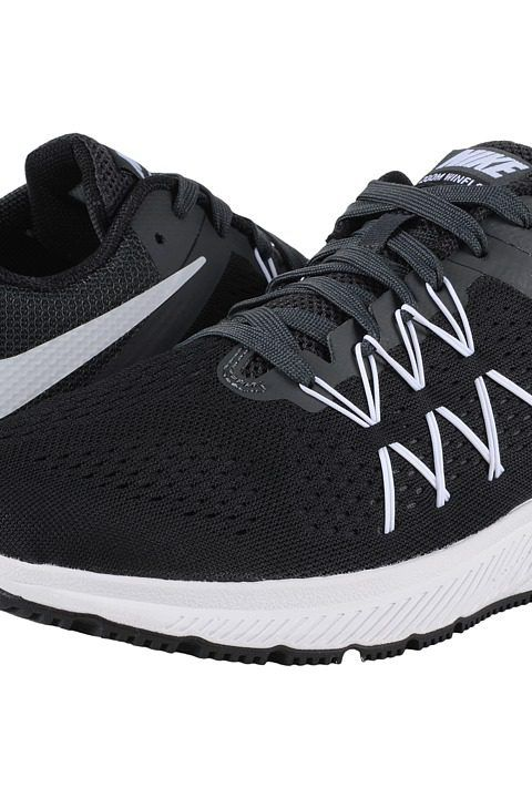 save off 4cb6f 27208 Nike Zoom Winflo 3 (BlackAnthraciteWhite) Mens Running Shoes - Nike