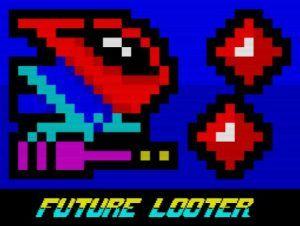Future Looter [Sinclair ZX Spectrum] - Jungsis Corner