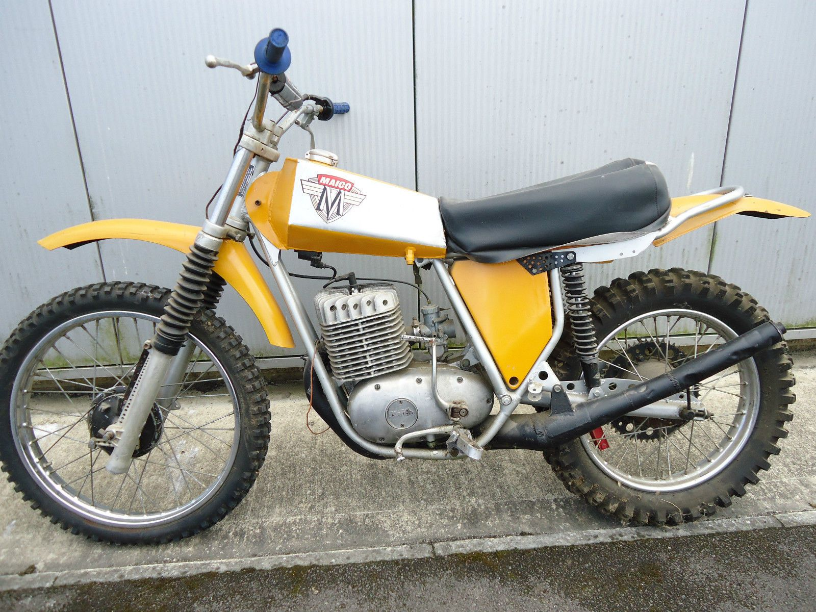 Mobile compatible blood wallpapers drew toepfer - 1969 Maico Mc 250 Unregistered Us Import Classic Restoration Project