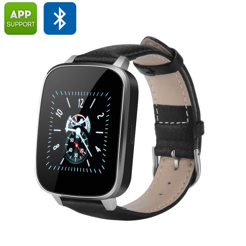 Bluetooth 4.0 Smart Watch iOS Android App Call Answering
