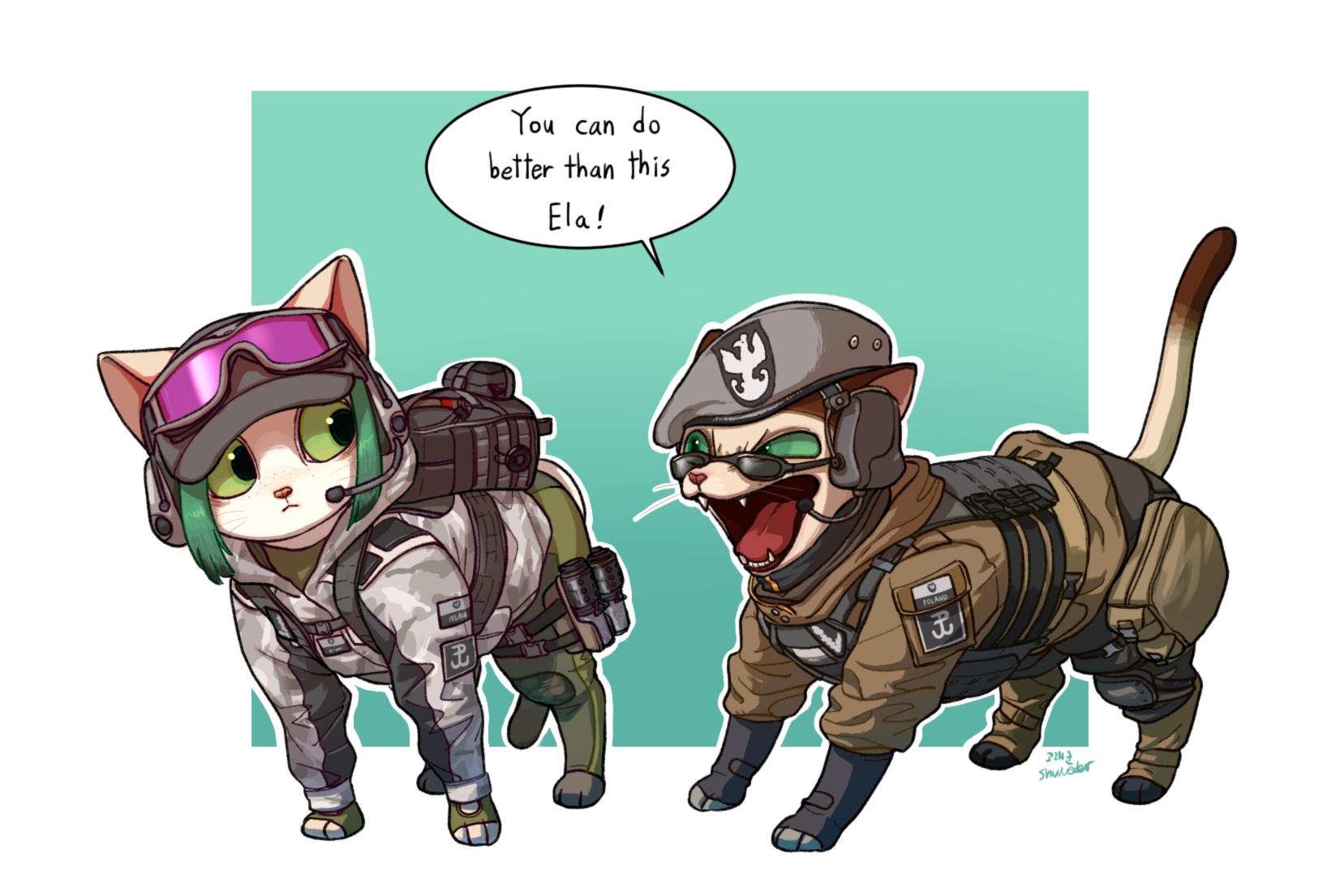 Pin By Mario S Multiverse On Rainbow Six Siege Art And Fun Stuff