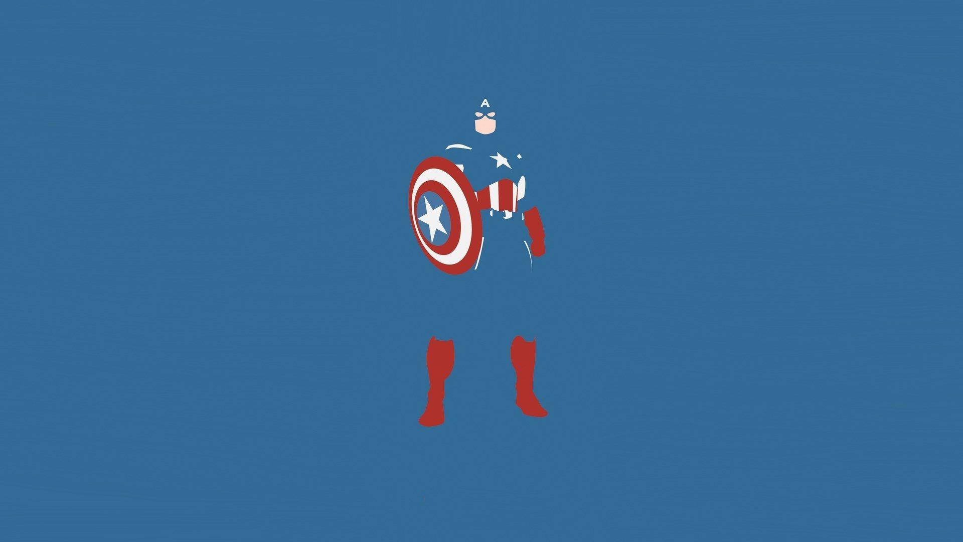 1920x1080 Captain America Hd Wallpaper Background
