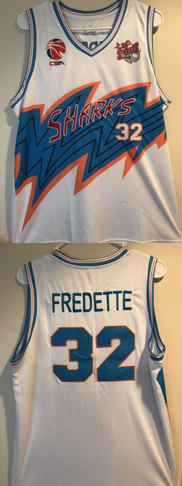 finest selection ea449 30384 Clothing 158964: Jimmer Fredette Shanghai Sharks Stitched ...