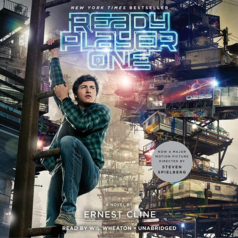 Ebook Ready Player One By Ernest Cline Wil Wheaton Et Al In 2020 Ready Player One Ready Player One Movie Ernest Cline Books