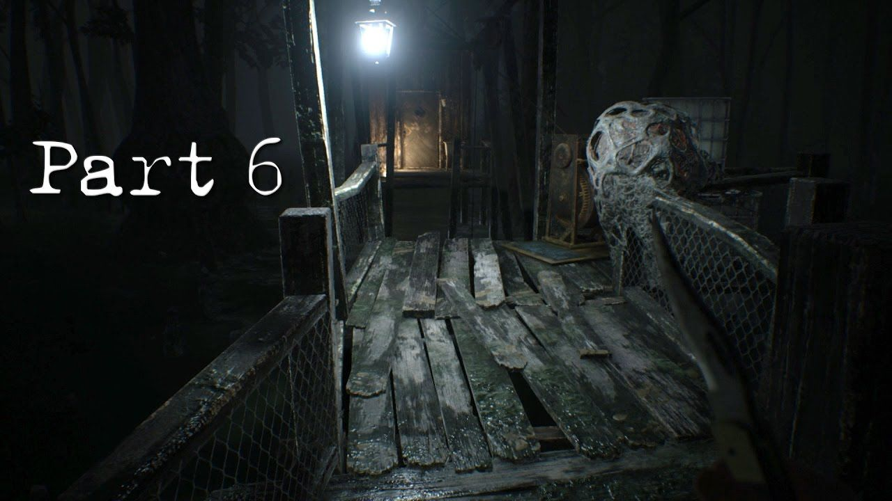 Resident Evil 7 Biohazard Gameplay Walkthrough Part 6 Exploring Resident Evil Biohazard Gameplay