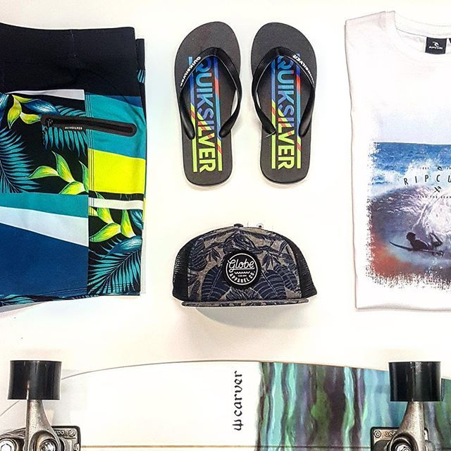 great look super specials another chance KIDS // Ready for summer. Flatdays surfer starter pack ...