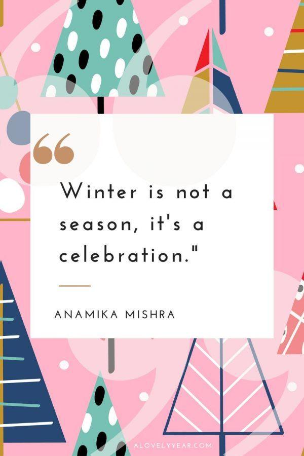 15 Winter Quotes to Celebrate the Cozy Season