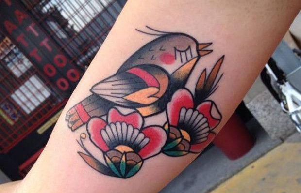 #tattoofriday - Ylenia Vinil Manzoni
