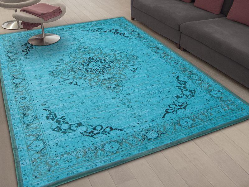 Louis De Poortere Azur Decor Modern rugs uk, Rugs
