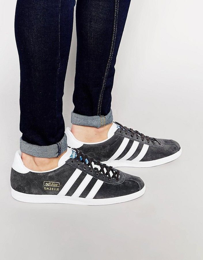 poco cangrejo impacto  Asos - adidas Originals Gazelle OG Sneakers S74846 | Adidas gazelle mens, Adidas  gazelle pink, Adidas gazelle