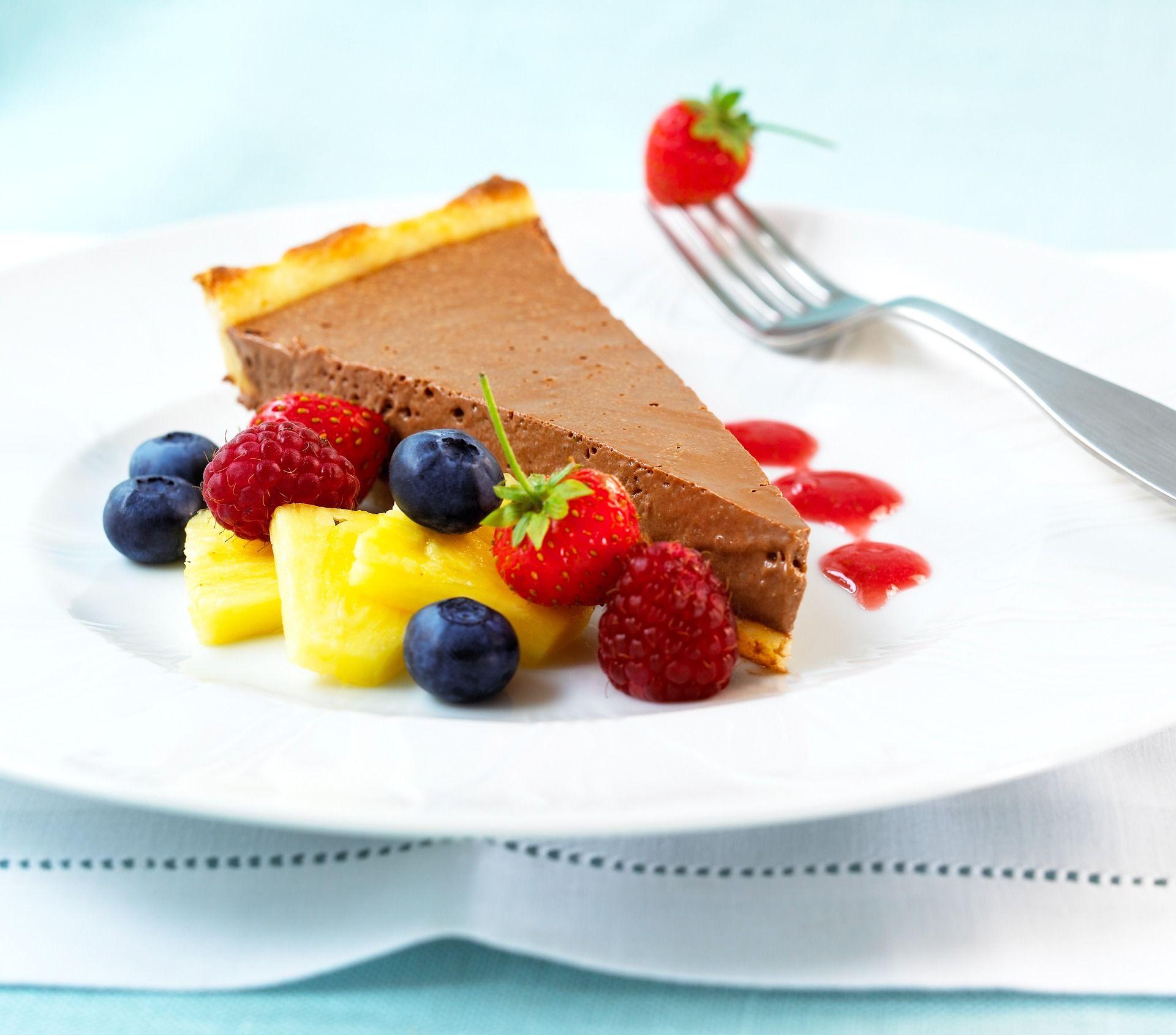 Sjokoladepai Oppskrift Kake Ideer Kaker Mat