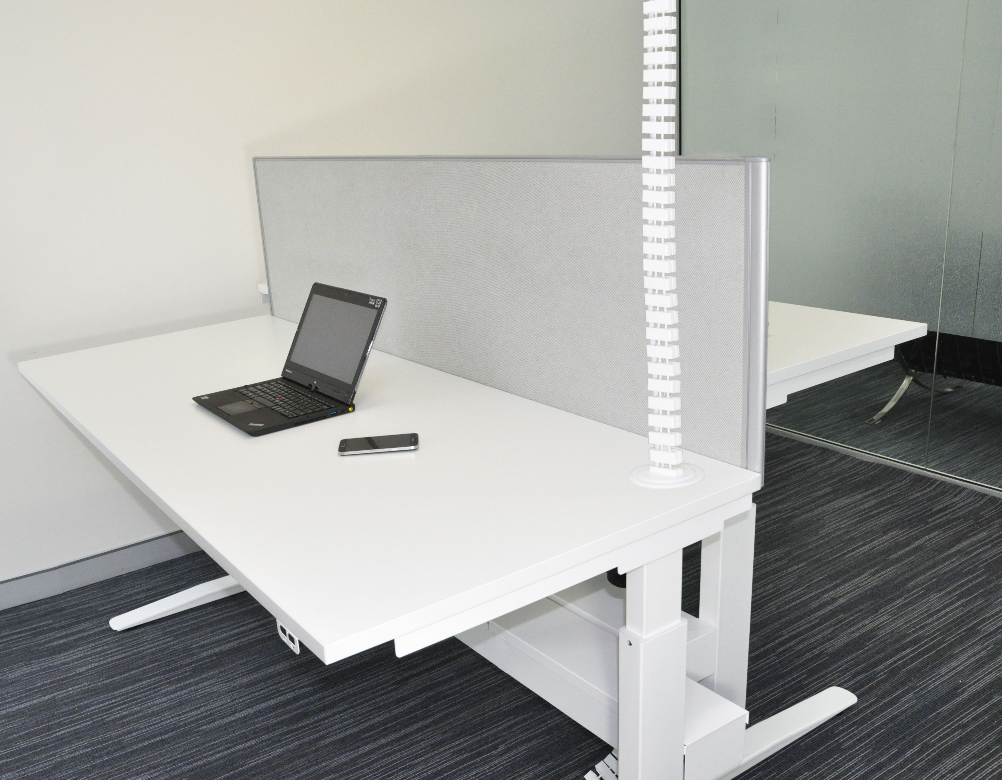 Modern 52 Tray Desk Cable Management Component - Electrical Diagram ...