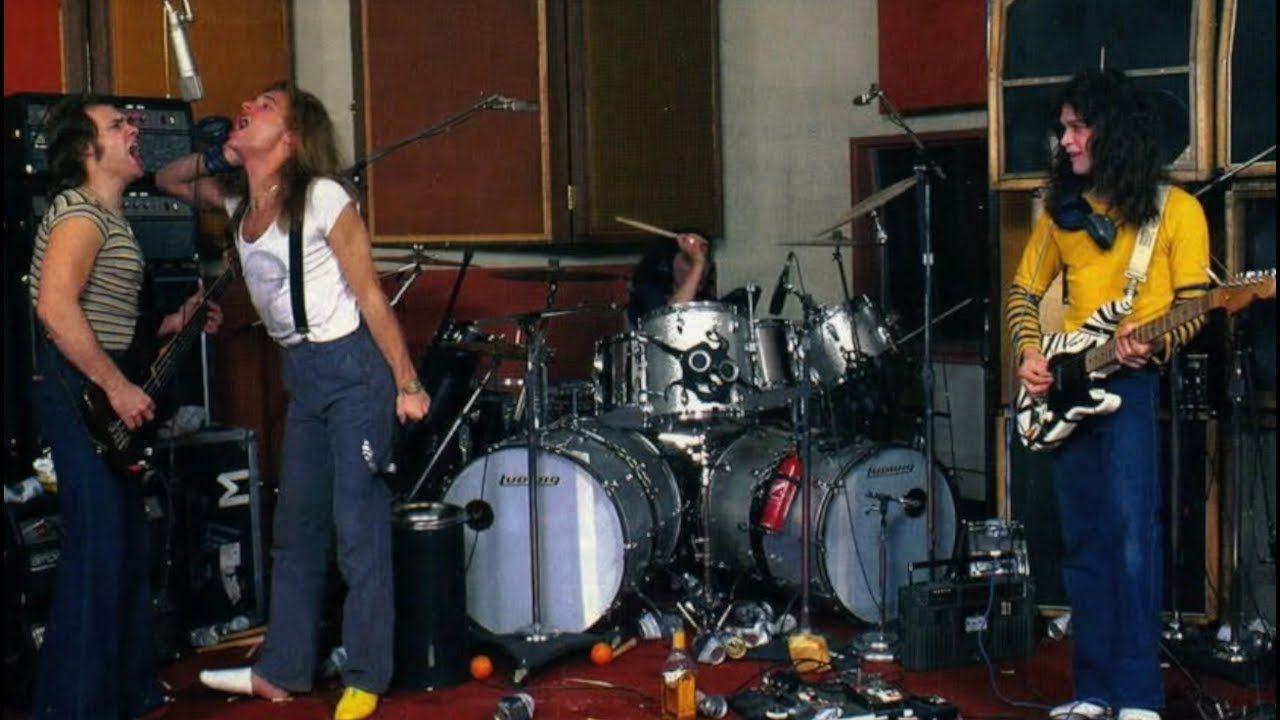 Van Halen Gene Simmons Zero Demos 1976 Hq Youtube Van Halen Gene Simmons Halen