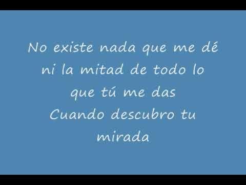 Marco Di Mauro Nada De Nada Letra Letras Canciones Marco