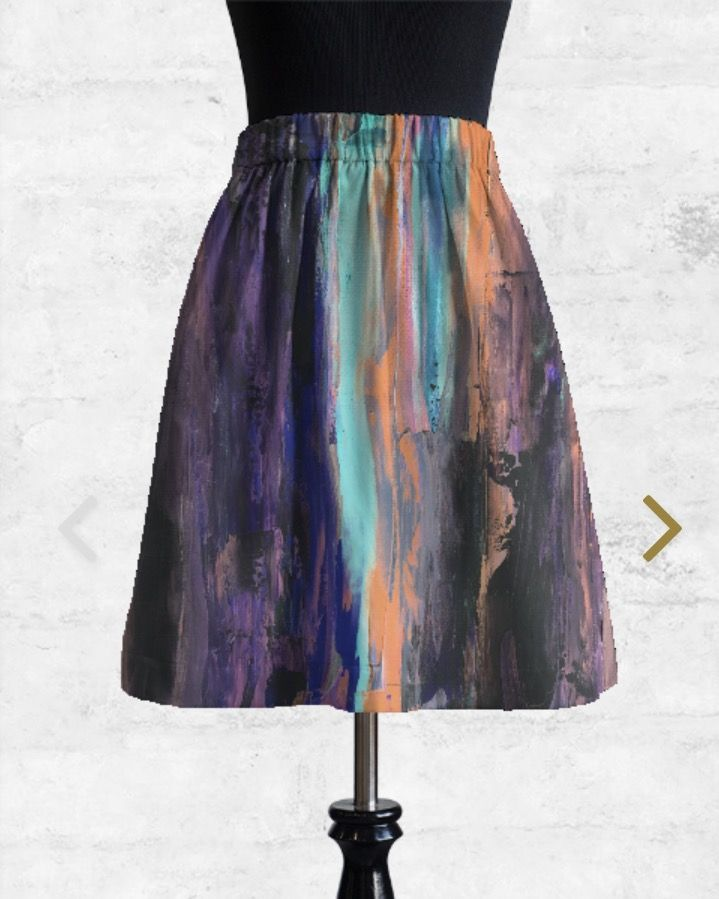 Cupro Skirt - us 3 by VIDA VIDA 2018 Sale Online Clearance Many Kinds Of Limited Edition For Sale Sale Shopping Online Perfect bggmwLMK