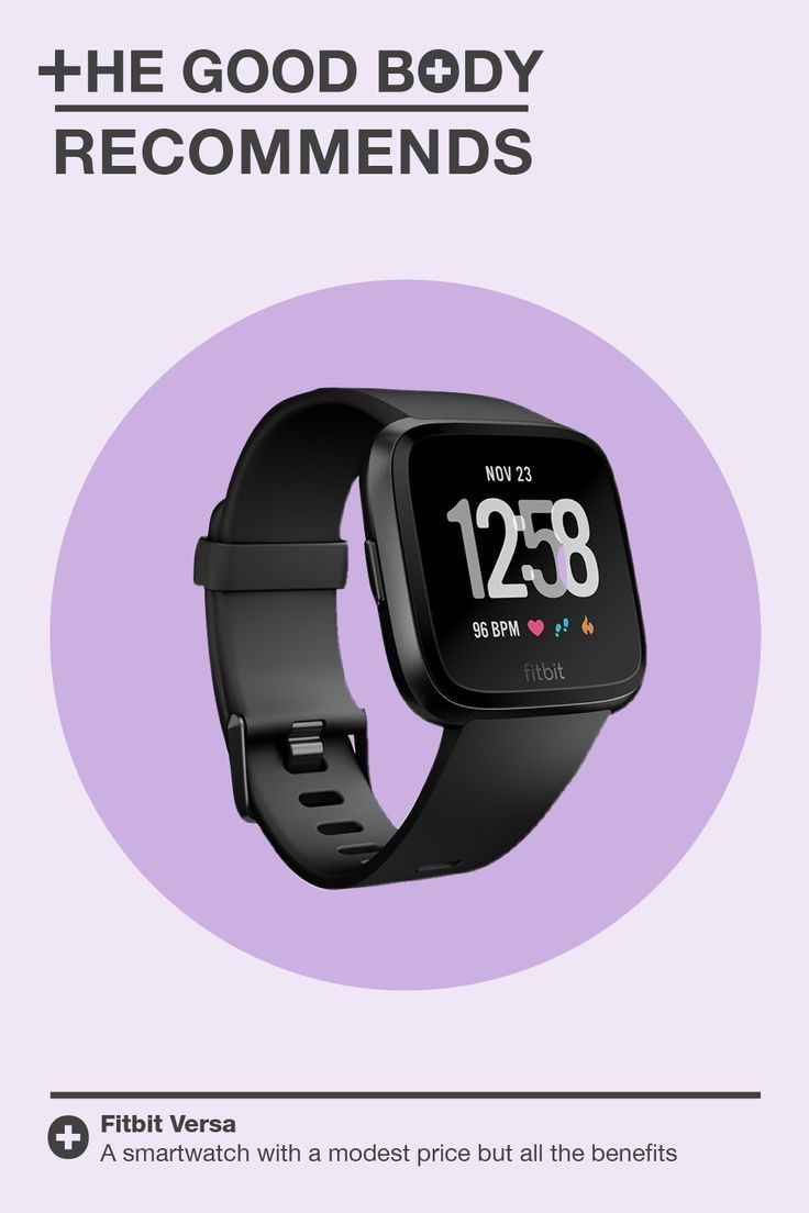 Fitbit Versa is like having a personal trainer in your corner monitoring your health, fitness and ge...