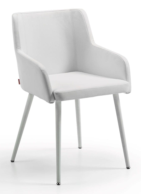 Witte Eetkamerstoelen Met Armleuning.Moderne Witte Stoelen Met Armleuning Google Zoeken 139 7 单椅