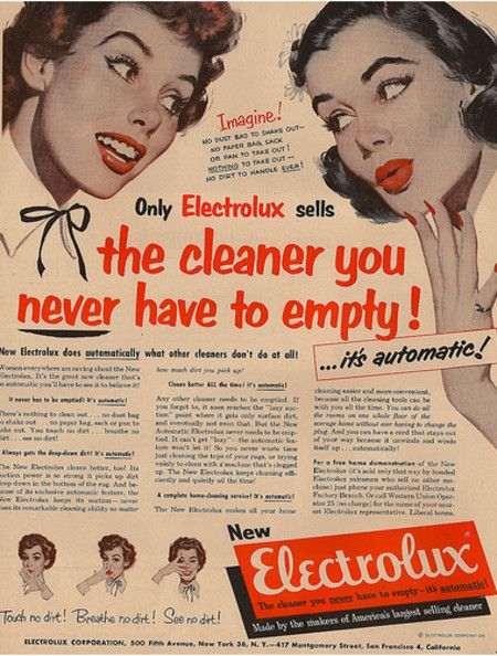 Vintage and Retro - diabolical appliance mavens