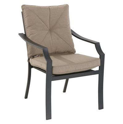 Garden Treasures Vinehaven Patio Dining Chair Set Of 4 Modern Patio Furniture Patio Dining Chairs Outdoor Patio Chairs