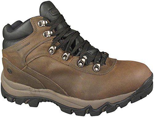 Waterproof hiking boots