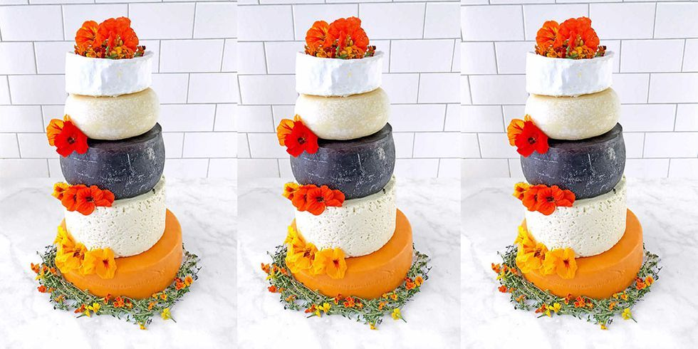 Costco is selling a 5tier wedding cake completely made of