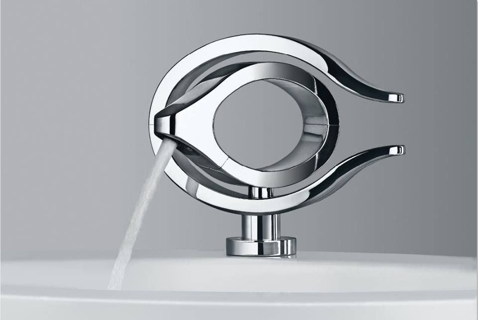 Award Winning Tiara Faucet Designed By Foleydesigns For Jaquar S Luxury Bathware Artize Faucet Design Small Bathroom Pictures Contemporary Bathroom Tiles
