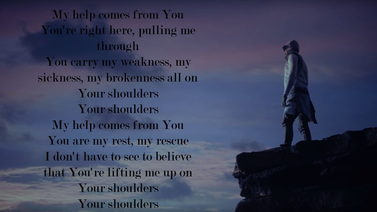 Shoulders - For King And Country