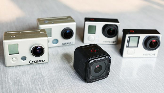 Despite being very different from the classic GoPro design, the Hero4 Session provides a welcome change. The design brings action cameras to their most basic and most effective functionalities, a cube design within a frame that can easily capture in all directions. The GoPro Hero 4 Session camera comes with easy-to-use software to control different modes and operations the camera provides. Some of the features include: Waterproof? 10m 4K video? No Weight: 74g Resolution: 8Mp Battery: 120…