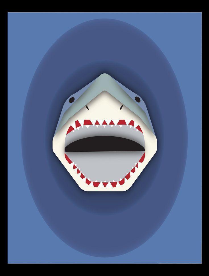 Photo of Shark Attack Handy Hintergrund (iPhone 6/7/8, 6/7/8 plus und X, #animalbackgroun …, …