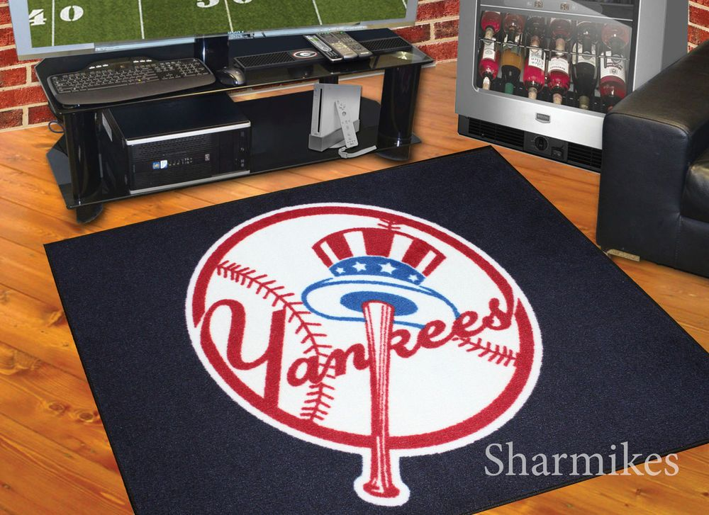 New York Yankees Man Cave 34 X45 All