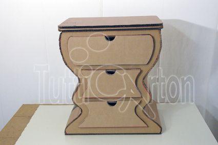 Imgp5475 Jpg 425 283 Meubles En Carton Meuble En Carton Carton