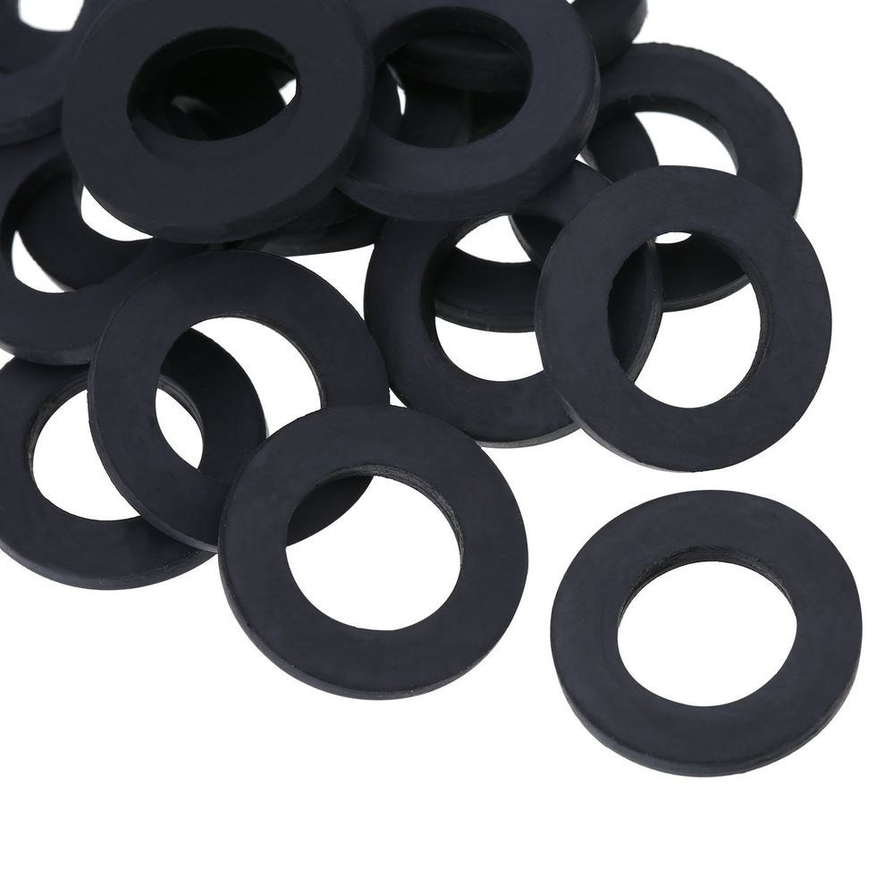 Easy To Install Shower Hose Washers Rubber Seals For Shower Head ...