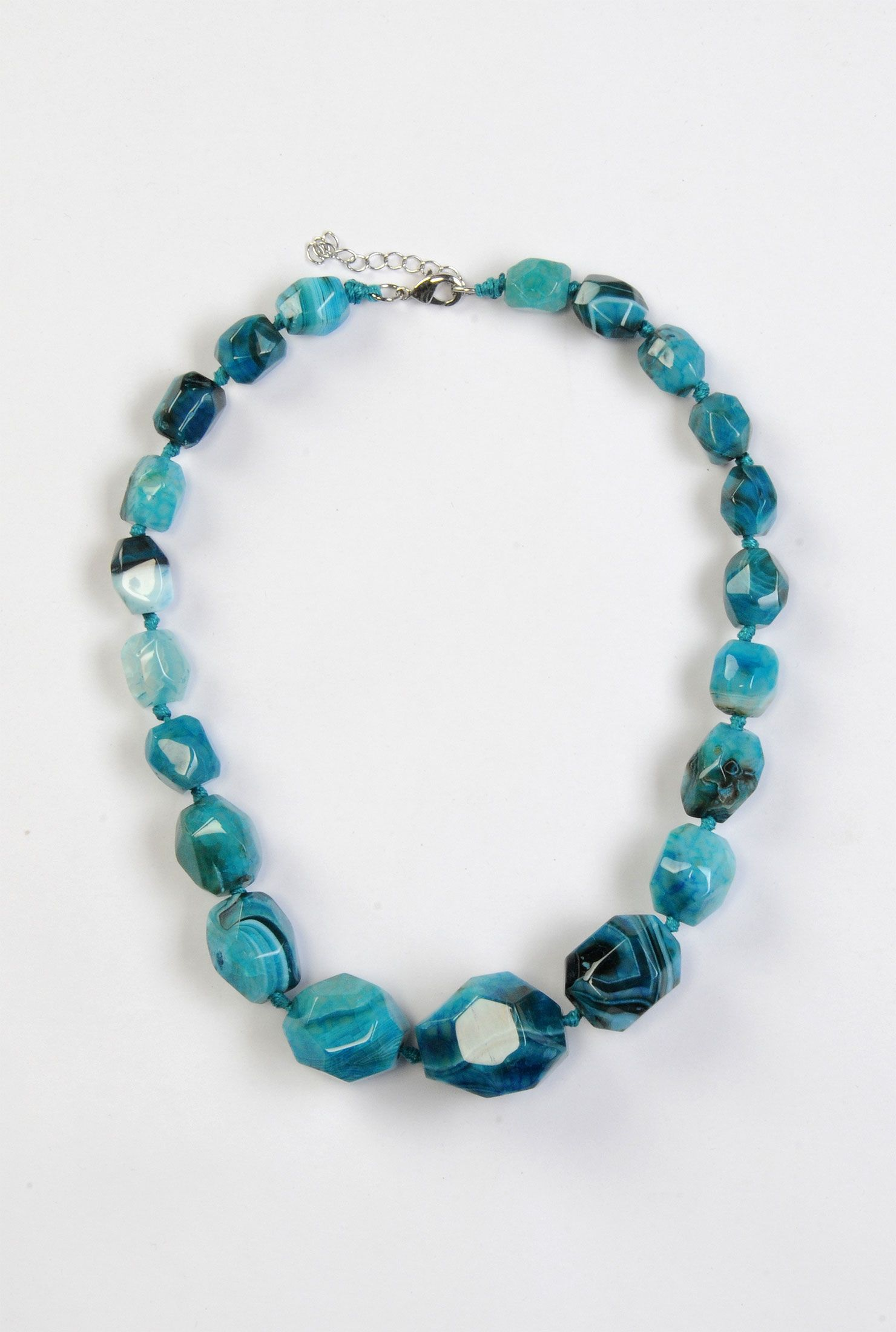 Aqua oceania necklace