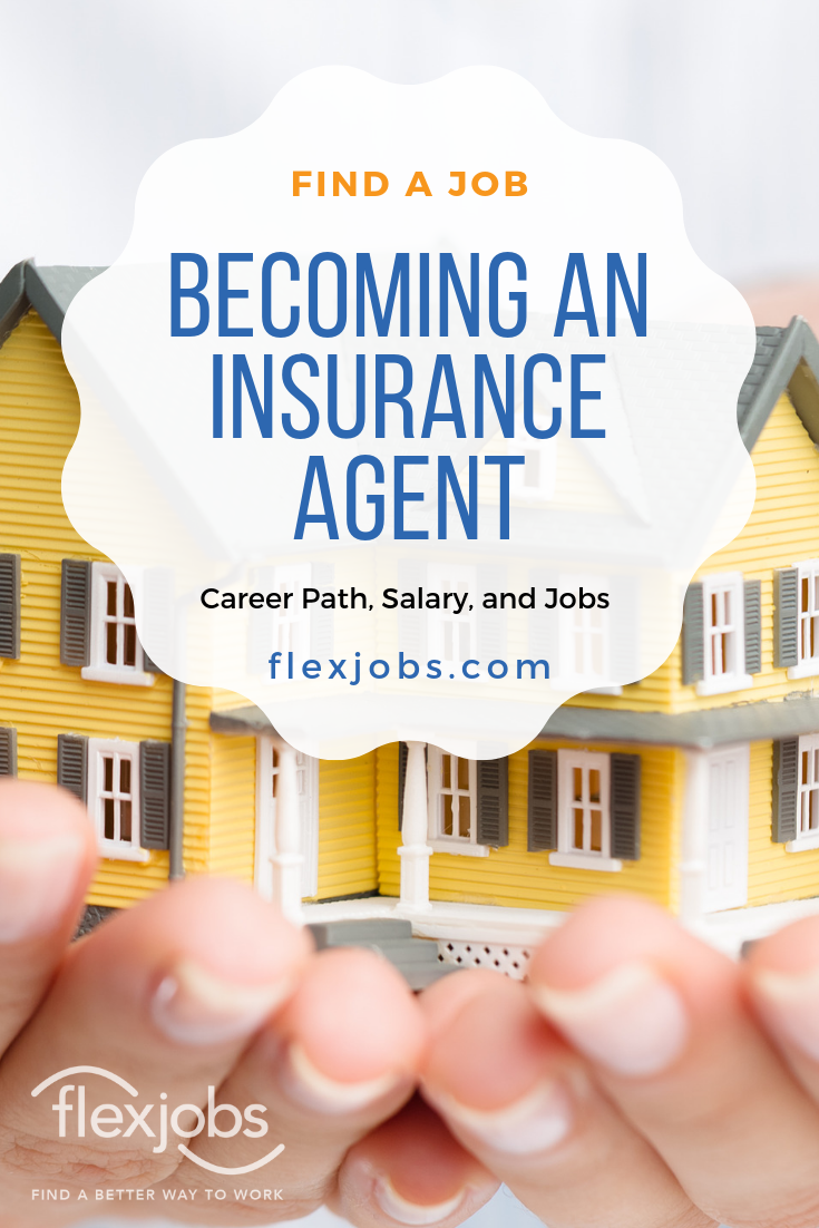 Becoming An Insurance Agent Career Path Salary And Jobs Insurance Agent Insurance Sales Life Insurance Agent