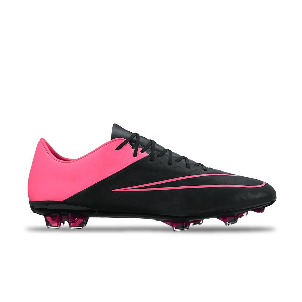 sneakers for cheap 97920 98a49 Nike Mercurial Vapor X FG - Black / Hyper Pink - Released ...