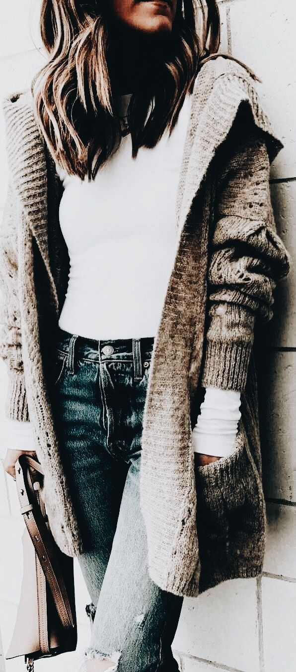 Pin von Nadine S. auf Klamotte   Kleidung, Strickjacke beige