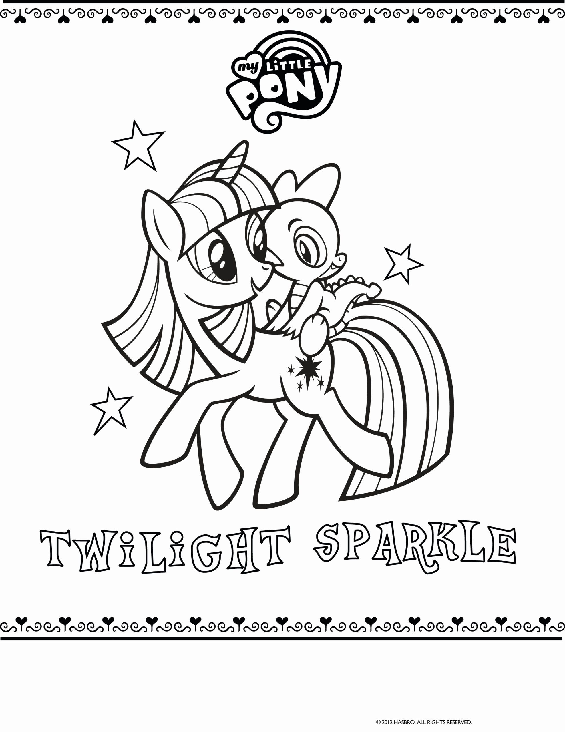 My Little Pony Printable Coloring Pages Awesome Coloring Pages My Little Pony Cartoons In 2020 My Little Pony Coloring My Little Pony Printable My Little Pony Twilight