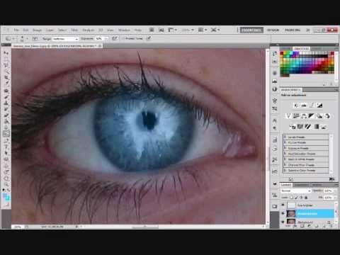 Adobe Photoshop Cs5 Extended Amazing Eyes Vintage Effect Photoshop Cs5 Cool Eyes Photoshop