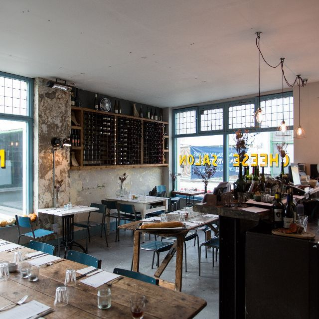 Salon Brixton London On Opentable Cafe Bar Interior Restaurant Interior Design Restaurant Interior