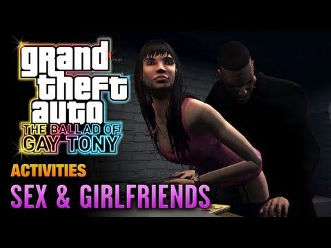 Gta 4 ballad of gay tony girl