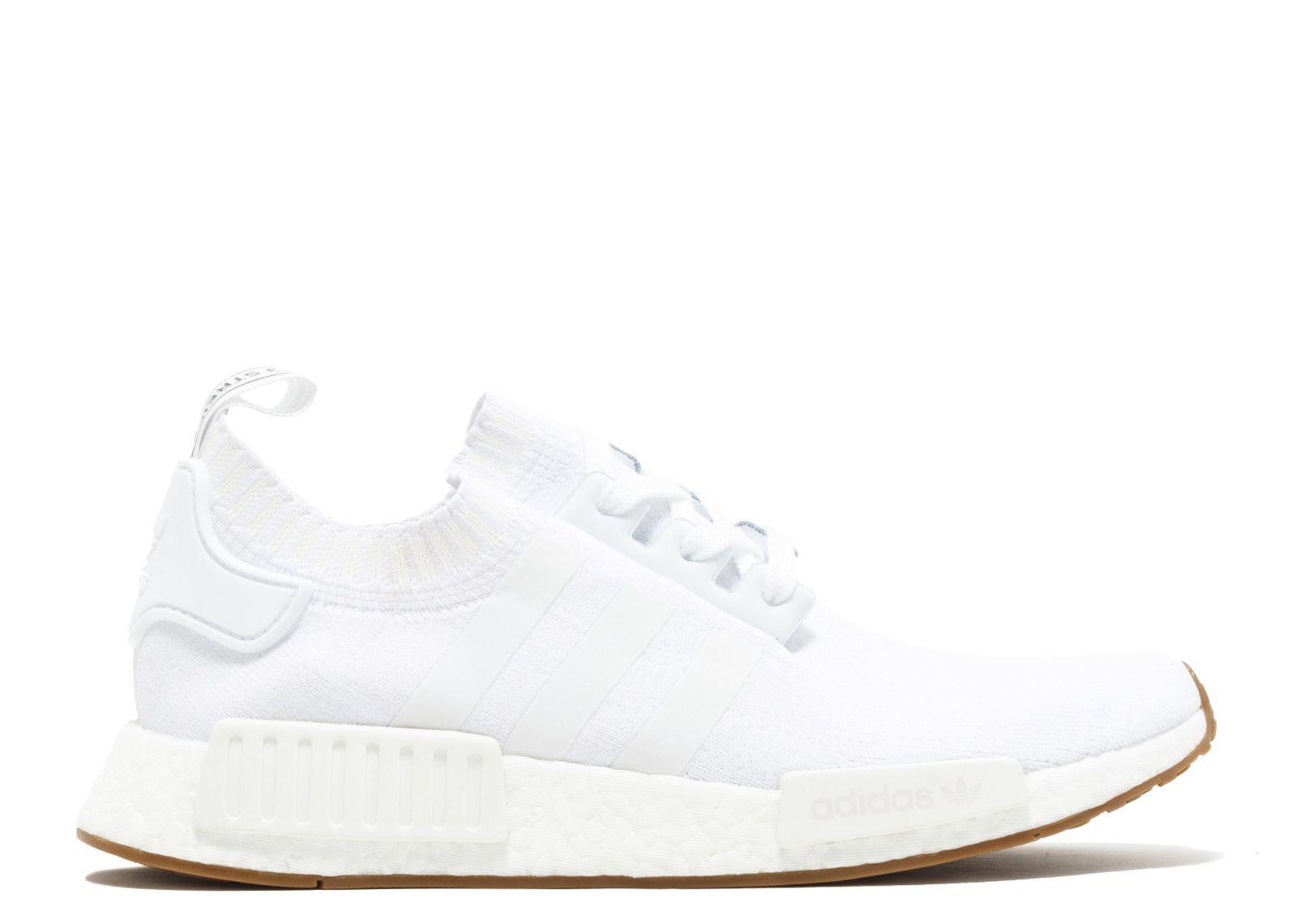 Adidas Nmd R1 Pk White Gum 200 00 Sneakers Men Adidas