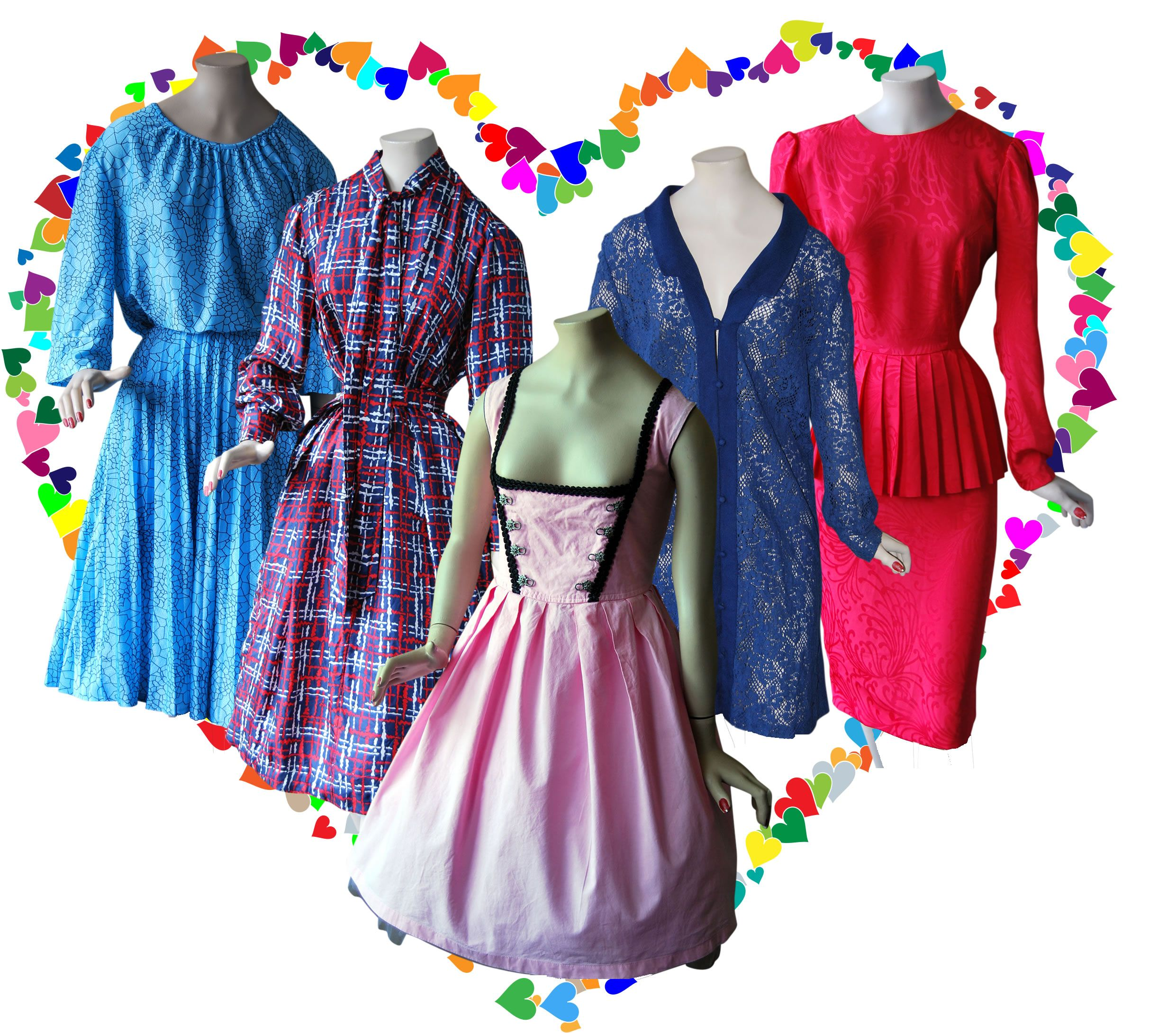 The best collection of original vintage dresses updated daily click