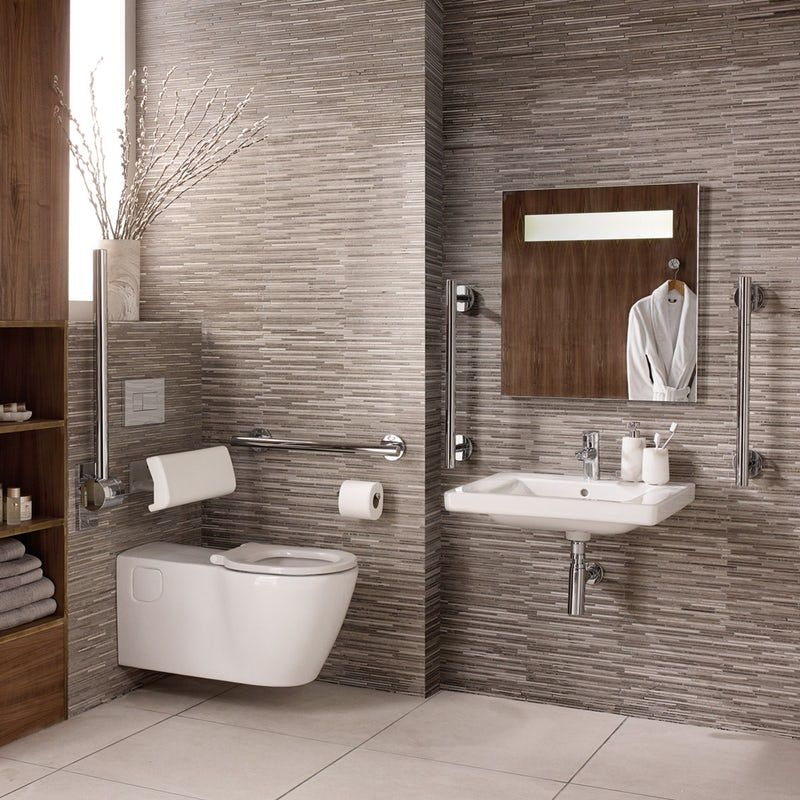 ideal standard concept freedom doc m accessible bathroom