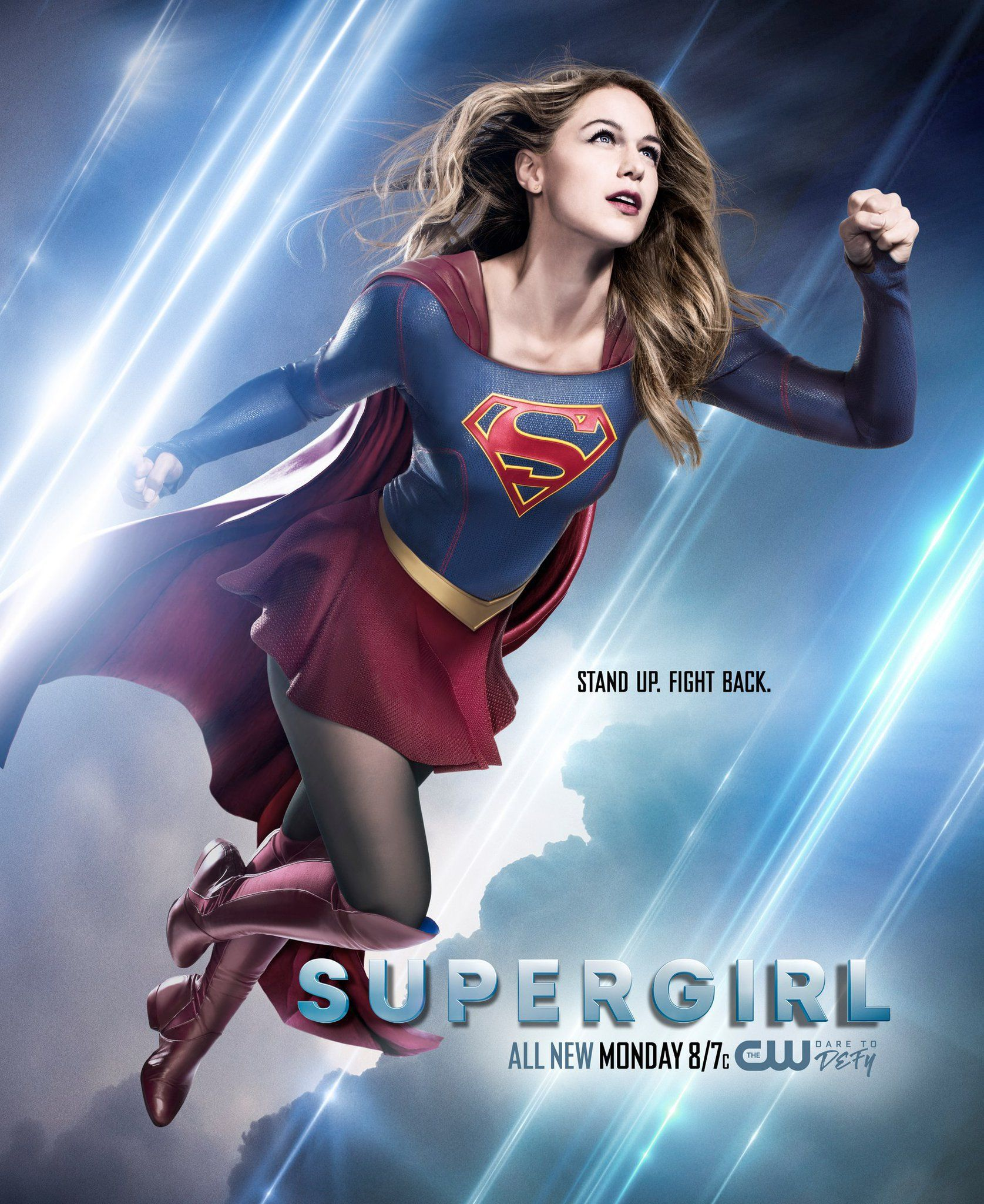 image result for supergirl season 3 supergirl supergirl Supergirl CBS Season 3