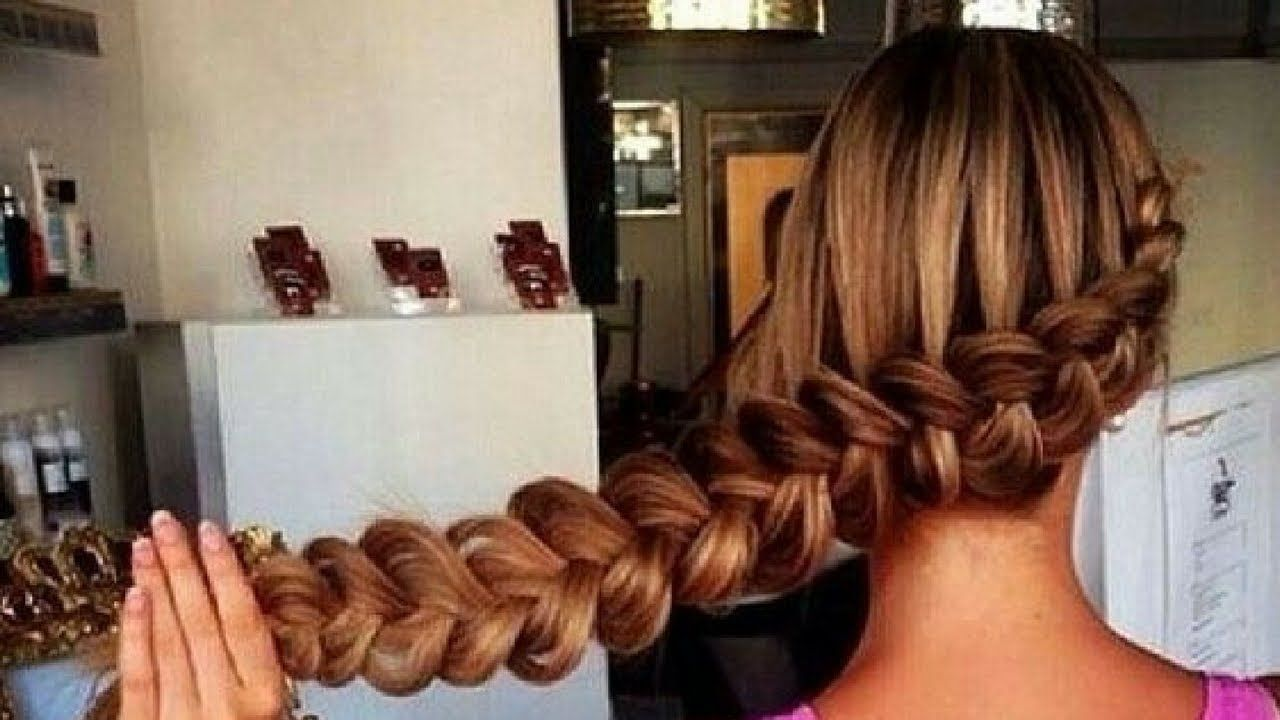 How To Home Simple Easy Hair Style New Hairstyles Videos New Hairstyle Video Easy Hairstyles Hair Styles