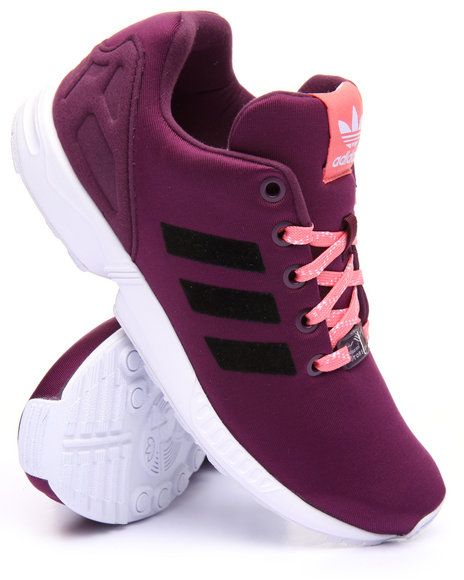 53ca89259811 Find ZX FLUX K Sneakers (3.5-7) Girls Footwear from Adidas   more at  DrJays. on Drjays.com