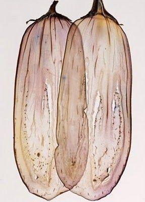 Food Inspiration  lortodimichelle: Trasparenze vegetali